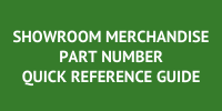 Part Number Quick Reference Guide